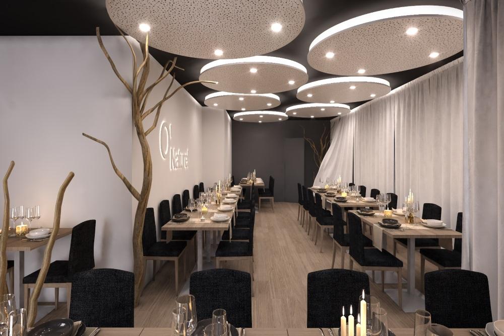 Restaurante naturista Paris